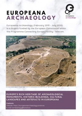 Projet EUROPEANA Archaeology