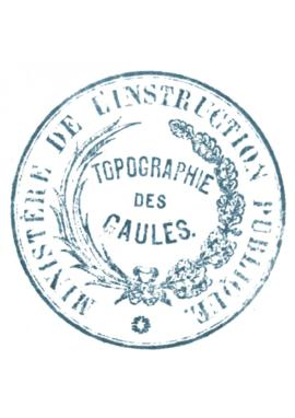 Collection - Commission de Topographie des Gaules